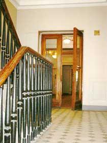 Лестничная площадка 20-го этажа